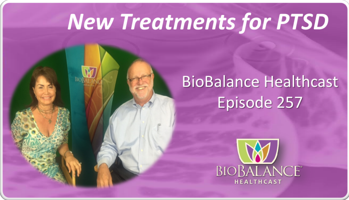 Episode 257 - New Treatments for PTSD