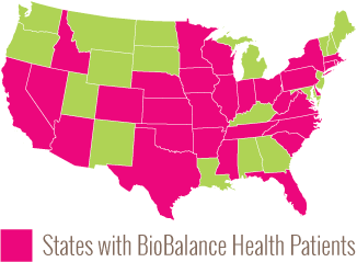BioBalance patients throughout the United States
