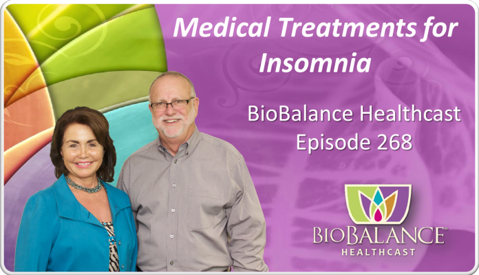 Medical Treatments for Insomnia - 268