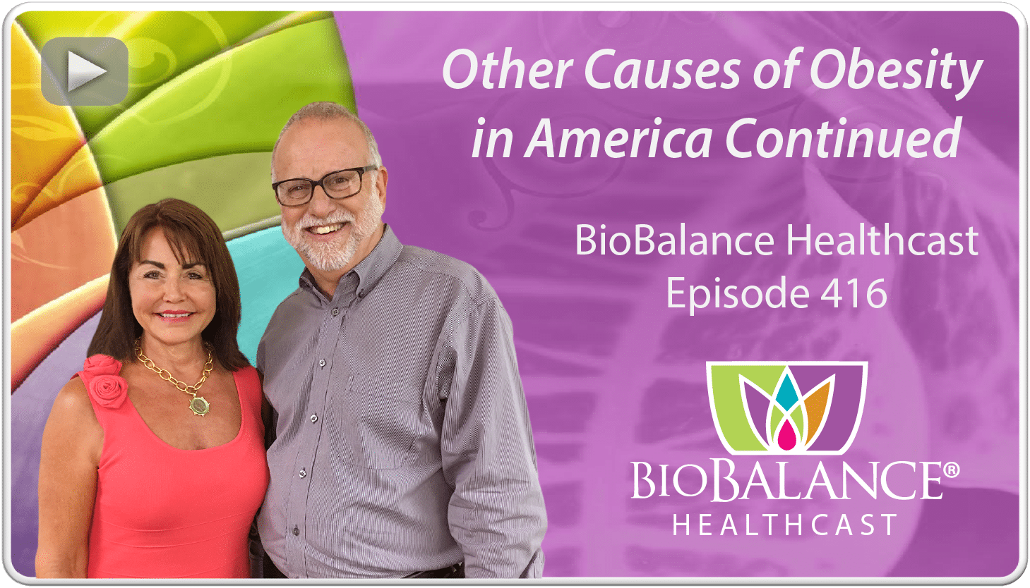 Causes of Obesity in America - Continued - BioBalance Health